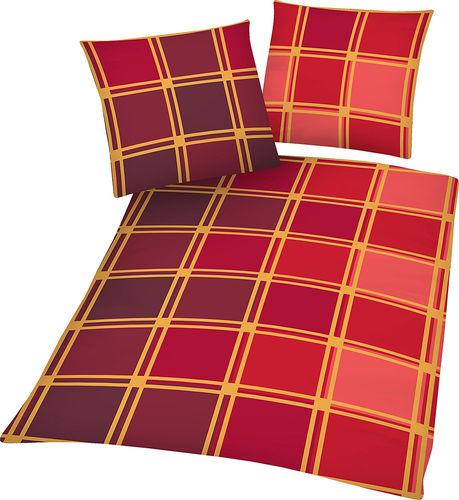 microfaser bettw sche 155x220 80x80 cm 2 4 tlg. Black Bedroom Furniture Sets. Home Design Ideas