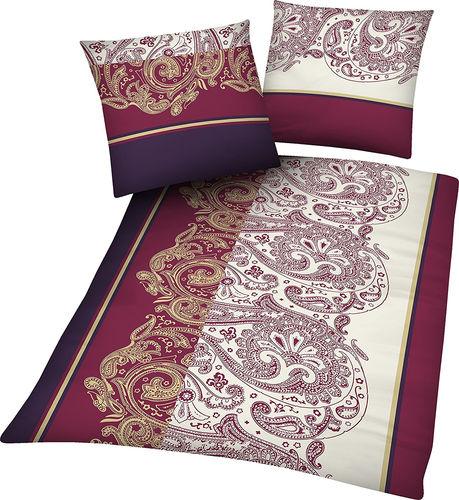 microfaser bettw sche 155x220 80x80 cm 2 4 tlg rei verschluss viele designs ebay. Black Bedroom Furniture Sets. Home Design Ideas