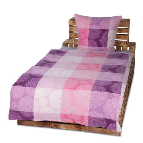 flauschige fleece bettw sche 135x200 155x220 200x200 cm w rmend ebay. Black Bedroom Furniture Sets. Home Design Ideas