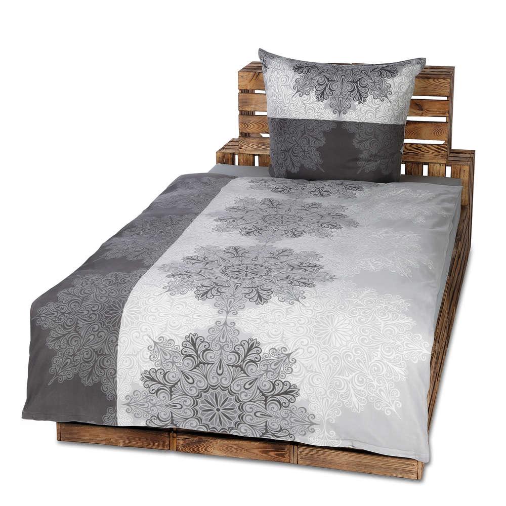 Flausch Fleece Bettwasche 155x220 80x80 Cm Mirco Shop