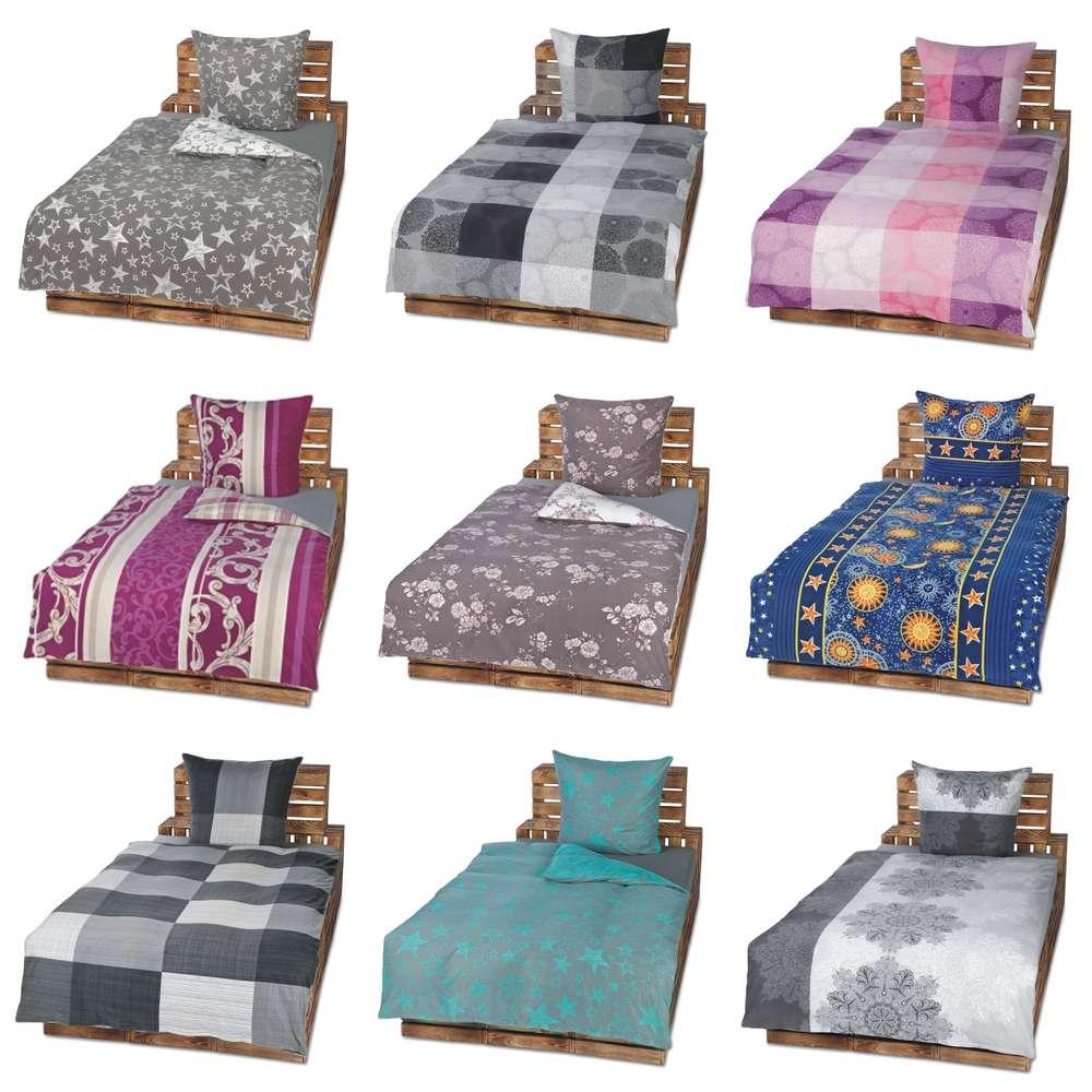 Flauschige Fleece Bettwäsche 135x200 155x220 200x200 Cm Wärmend